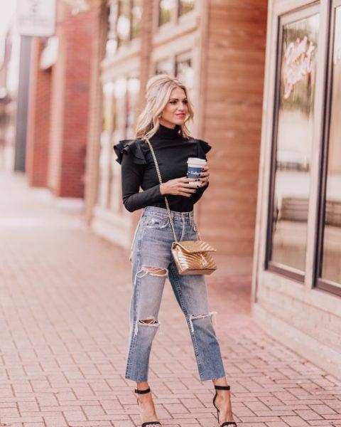 Styling Boyfriend Jeans for Fall