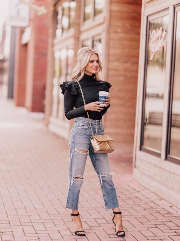Styling Boyfriend Jeans for Fall