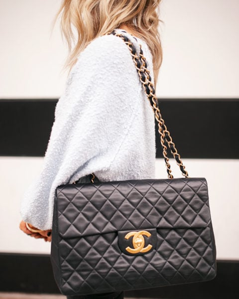 The Look for Less: Chanel Bag