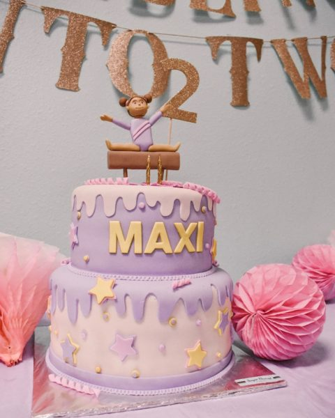 Maxi's Second Birthday Party