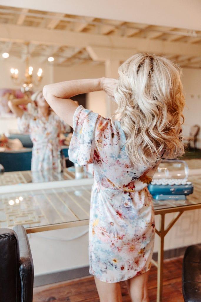 Hot Roller Hair Tutorial Chronicles Of Frivolity
