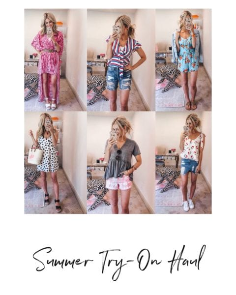 Colorful Summer Try-On Haul