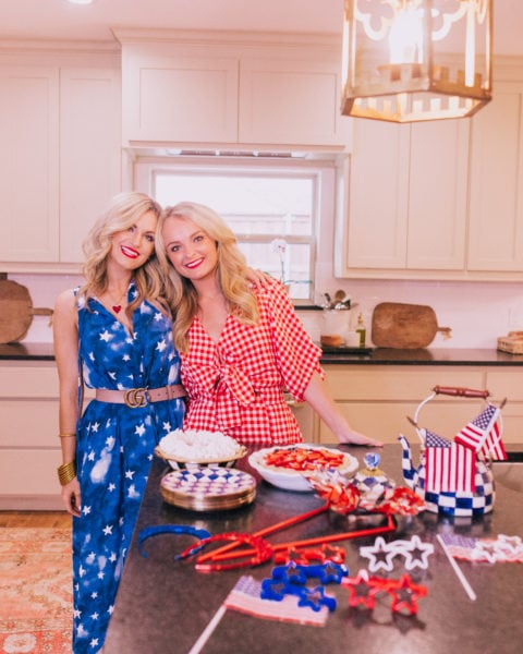 Fourth of July Outfit Ideas + Strawberry Pie Recipe