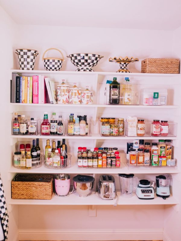 Pantry Organization – The Home Edit x Container Store