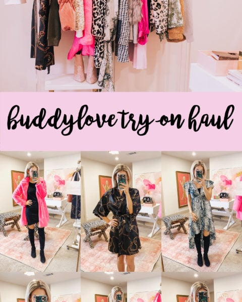 BuddyLove Try-On Haul for Fall