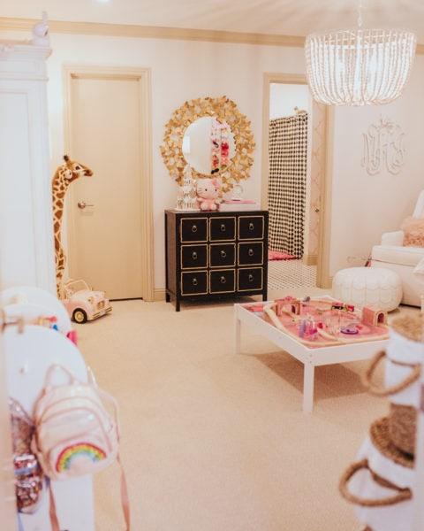 Maxi's Toddler Bedroom