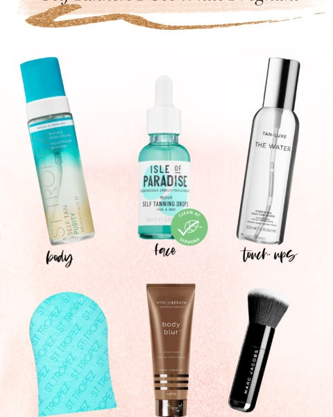 Self Tanners I Use While Pregnant