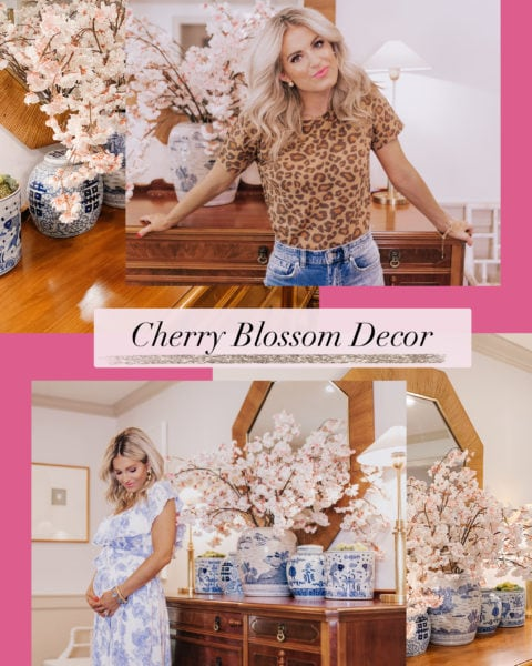 Cherry Blossom Decor