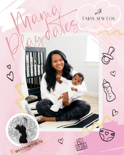 Mama Playdates: Meet Taryn Newton