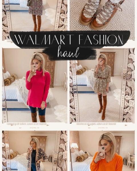 Fall/Winter Walmart Fashion Haul