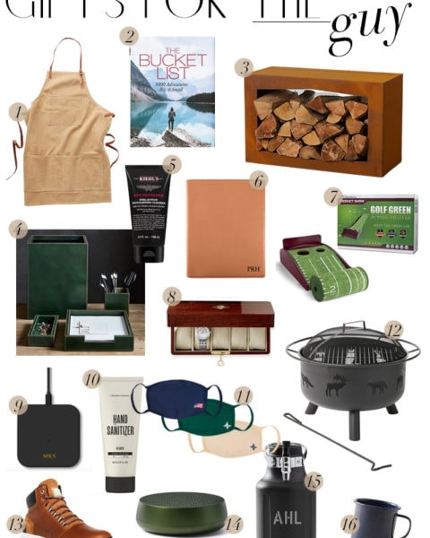 Gift Guide for the Guy