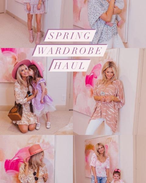 Spring Wardrobe Haul