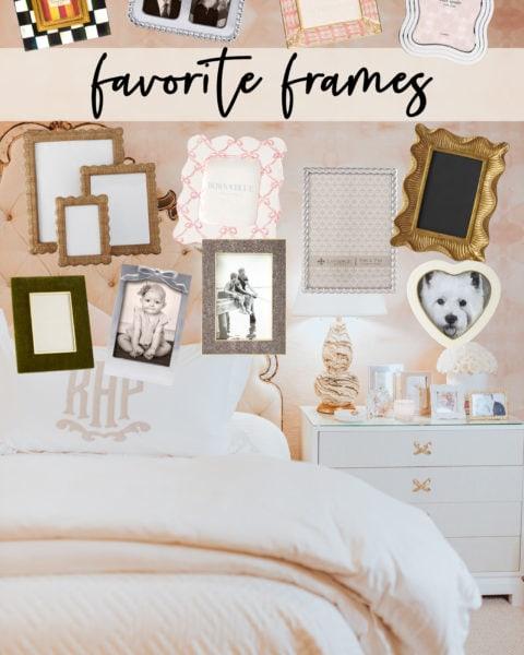 My Favorite Frames