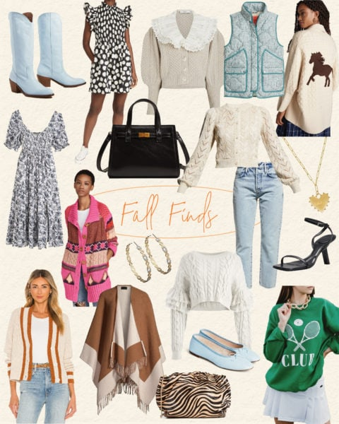 Fall Finds // September Edition