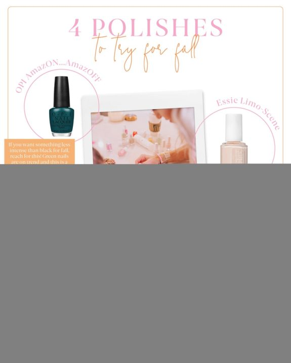 4 Polishes to Try for Fall