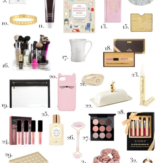Gift Guide: 40 Under $40